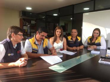 Convenio con Patronato Municipal  de Inclusión Social